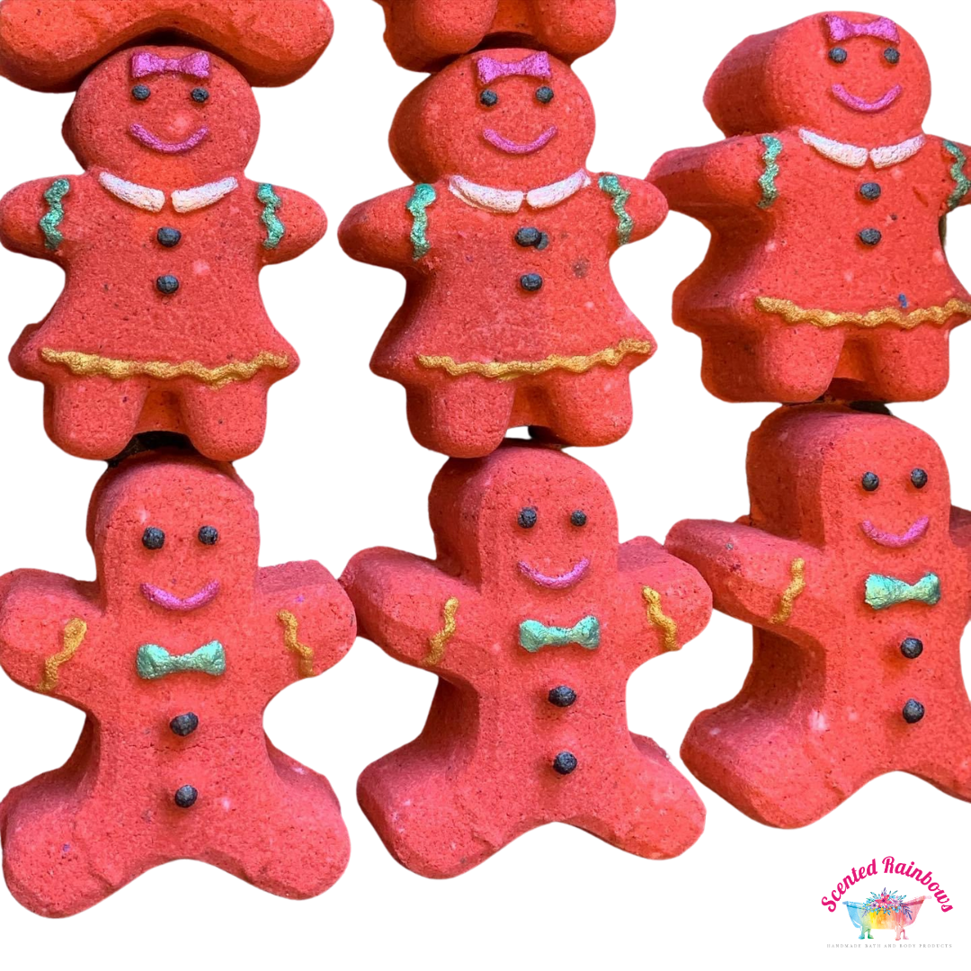 Gingerbread People Bomb