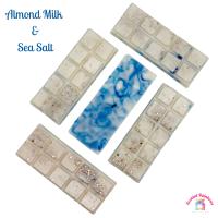 Almond Milk & Sea Salt Bar