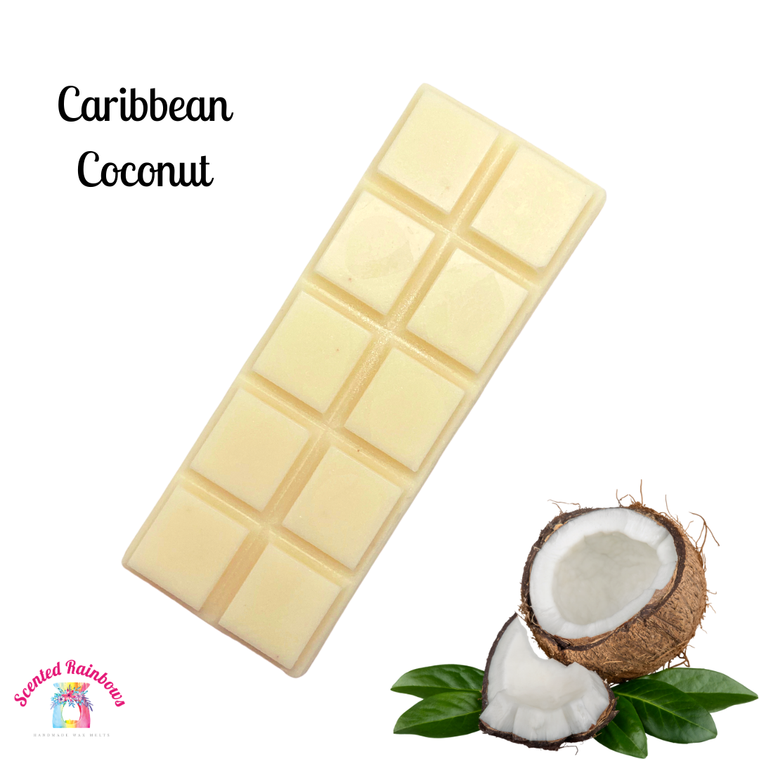 Caribbean Coconut Bar