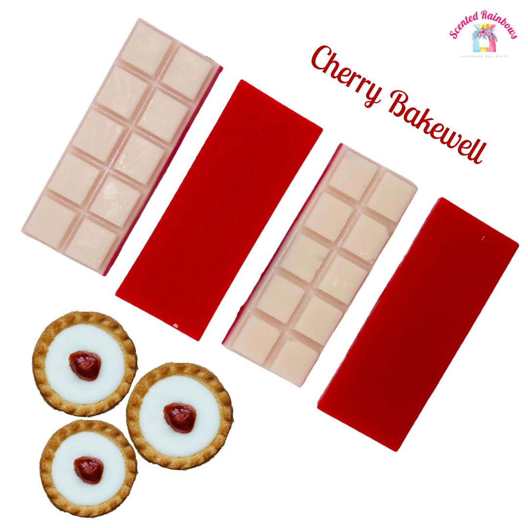Cherry Bakewell Bar