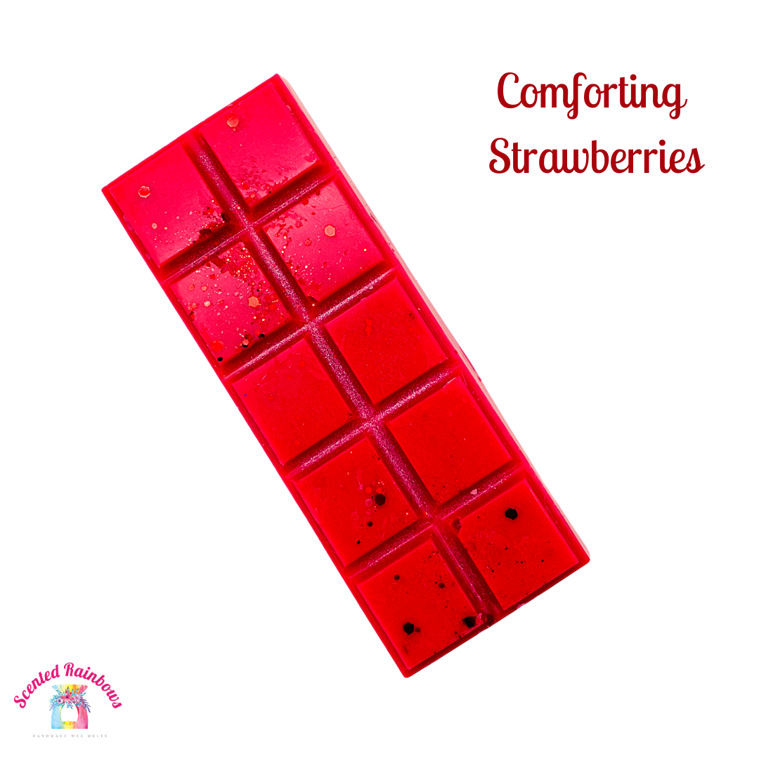 Comforting Strawberries Bar