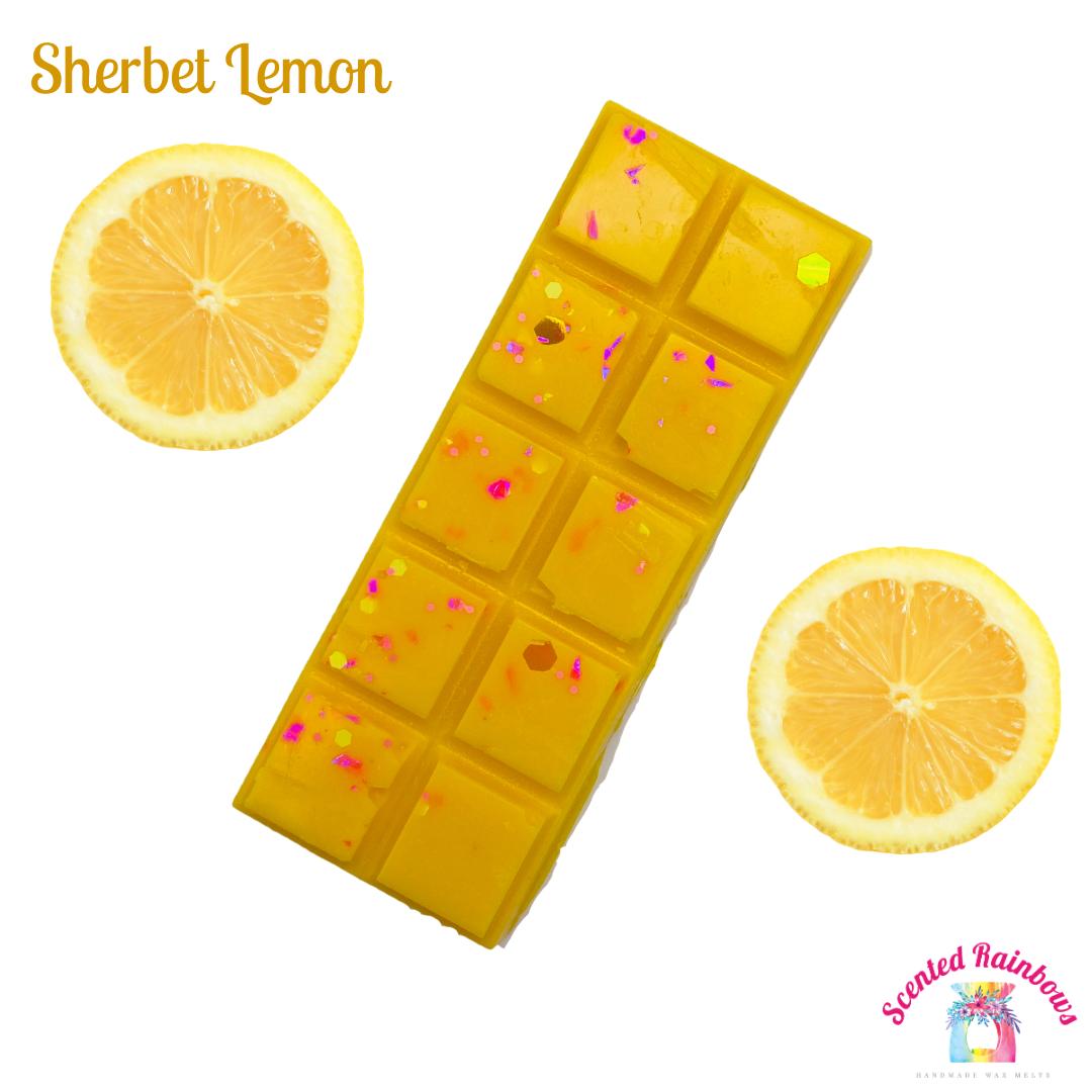 Sherbet Lemon Bar