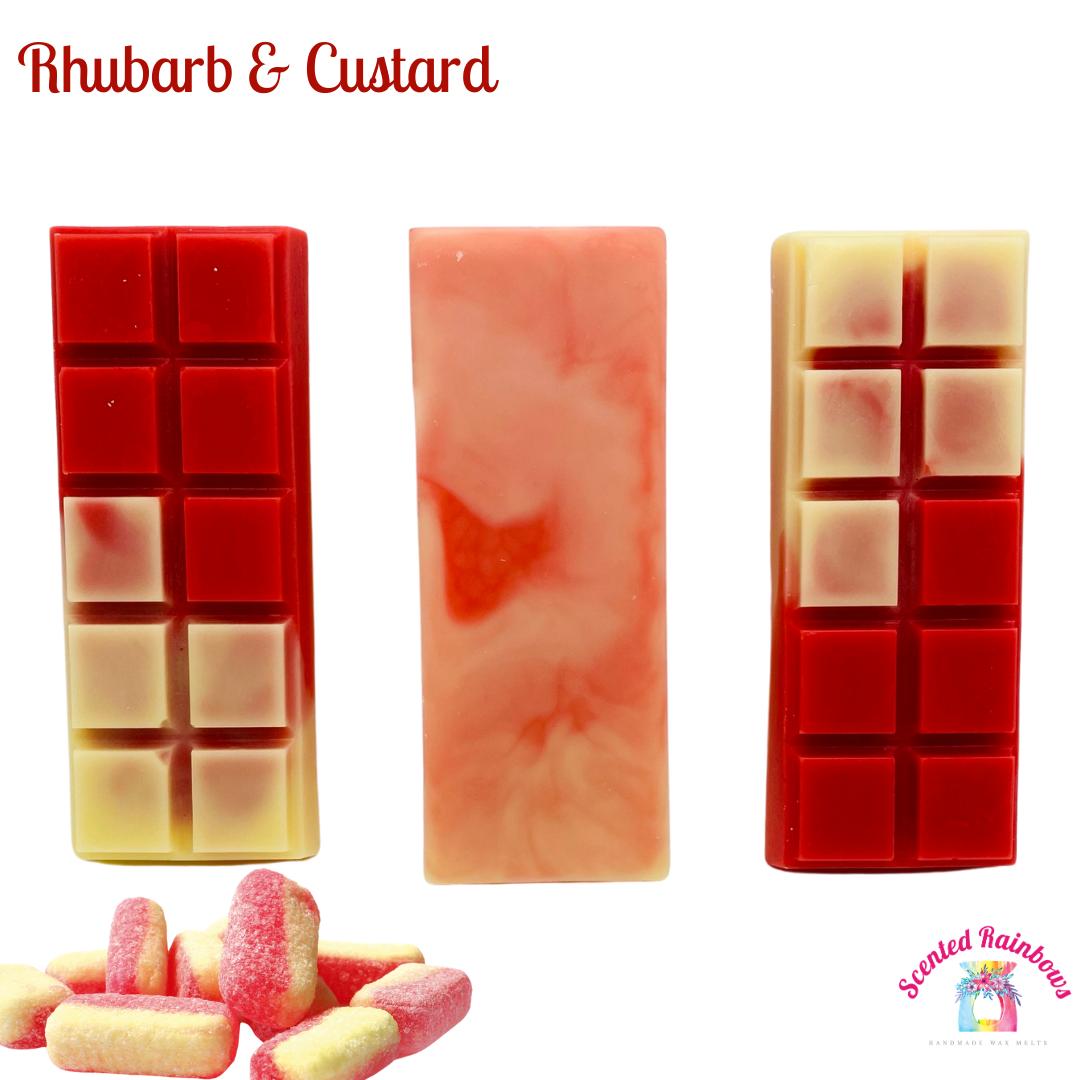 Rhubarb & Custard Bar