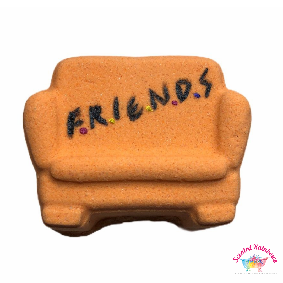 Friends Sofa Bath Bomb