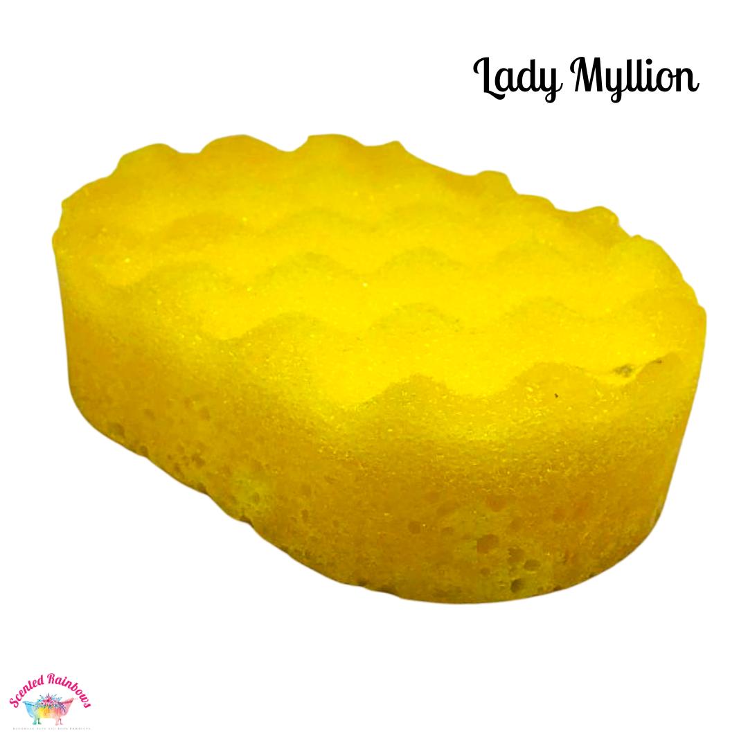 Lady Myllion Soap Sponge
