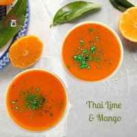 Thai Lime & Mango Pot