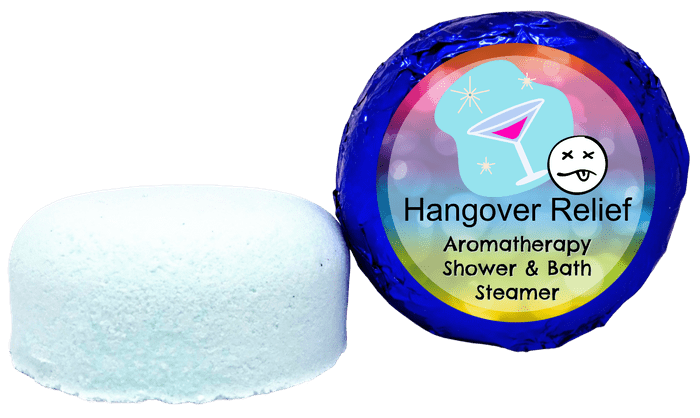 Hangover Relief Aromatherapy Shower Steamer