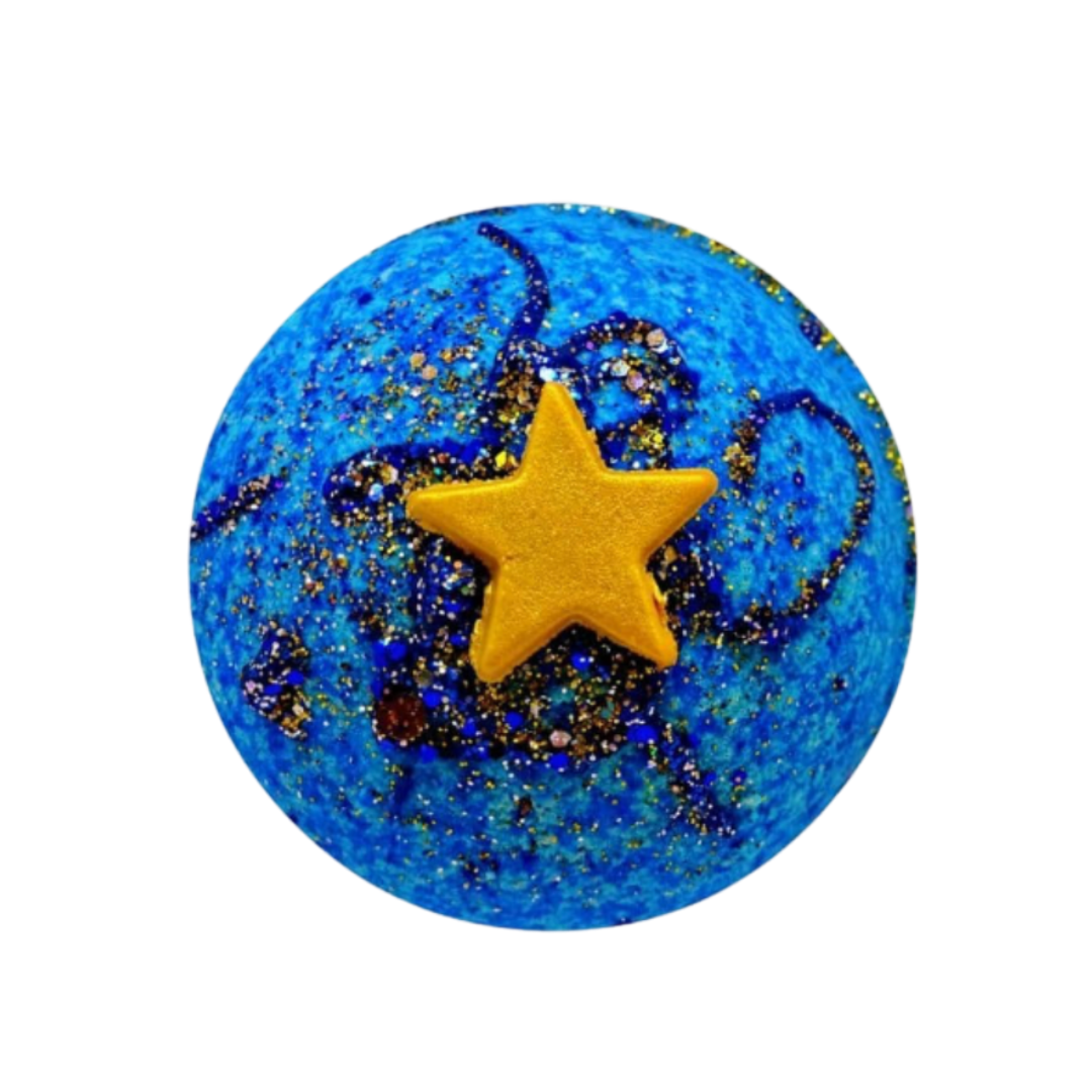 Goddess of Winter Bath Bomb