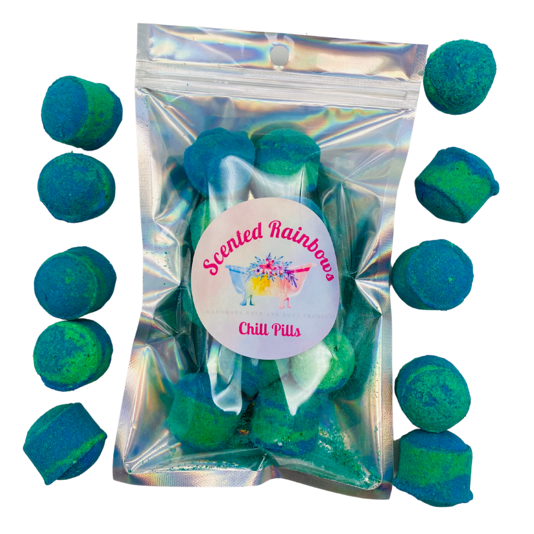Lollipop Chill Pills x10