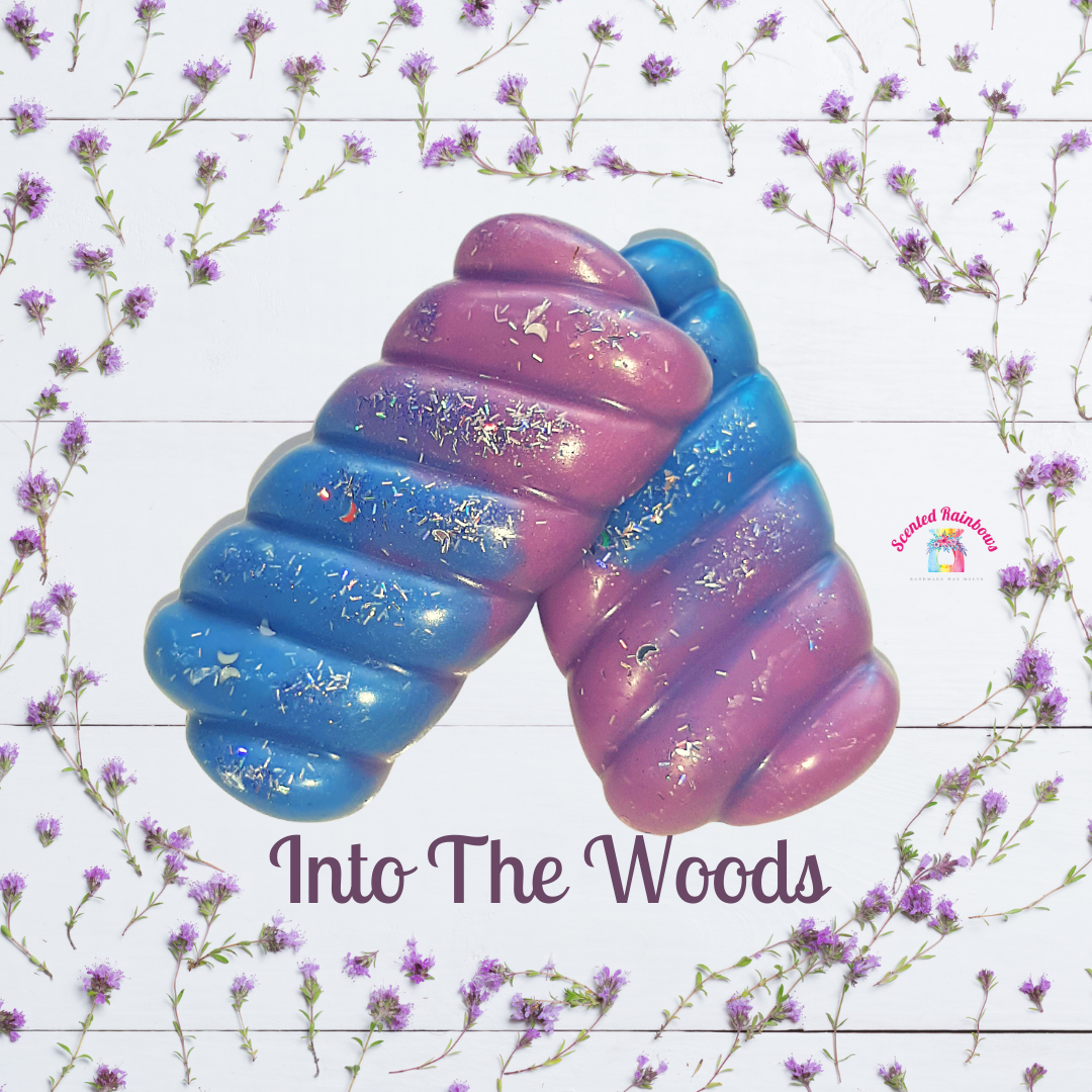 Into the woods chunky twist