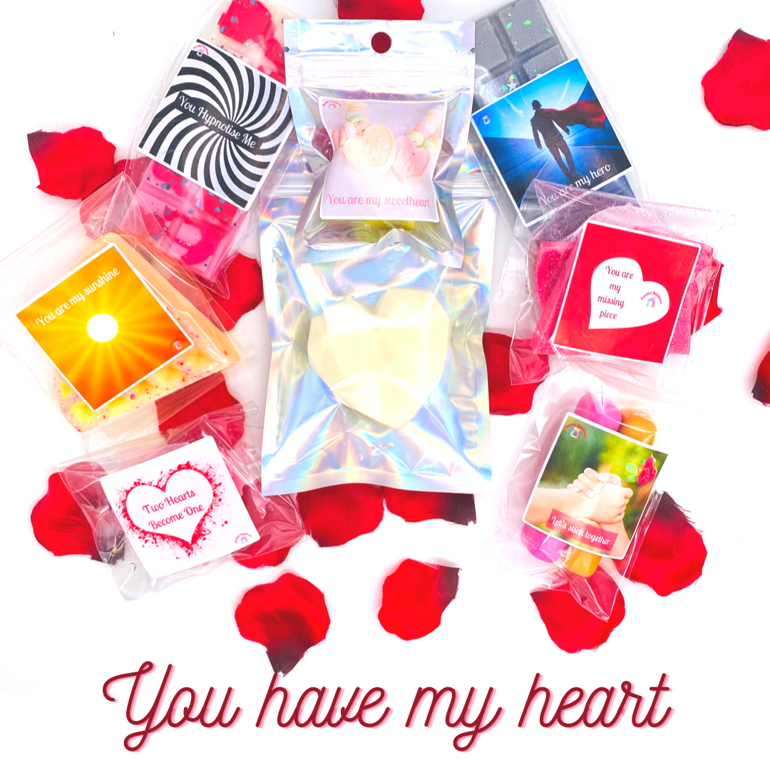 "The ""You Have My Heart"" Collection"