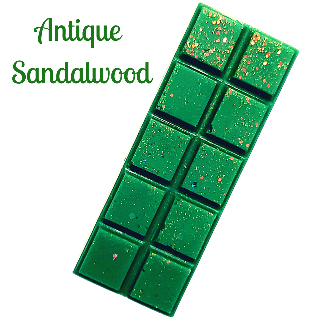 Antique Sandalwood Bar