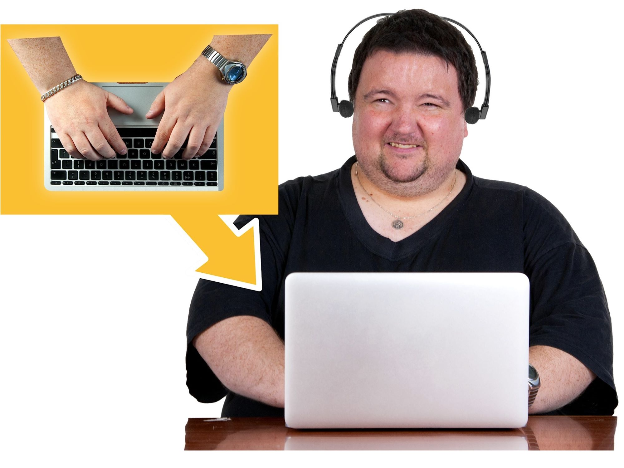 Audio-typist