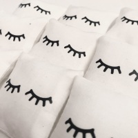Sleepy Eyes Cushion
