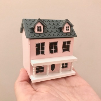 Pink Mini Dolls House