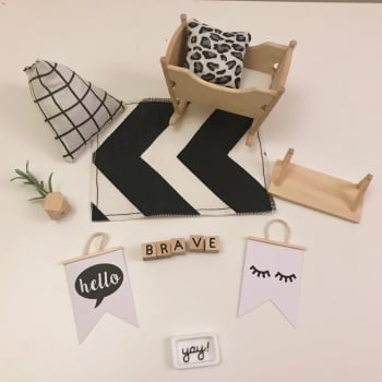 Monochrome Nursery Package