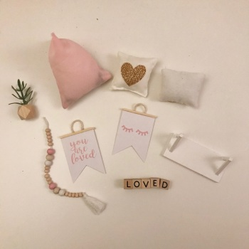 Pink Decor Package
