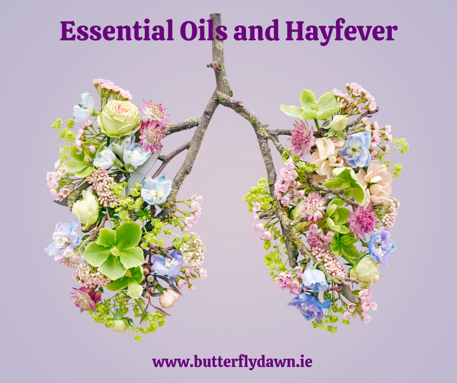 Essential Oils and Hayfever