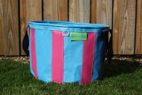 Turquoise & Pink Large
