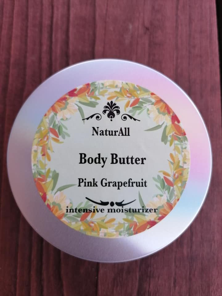 Body Butter Pink Grapefruit