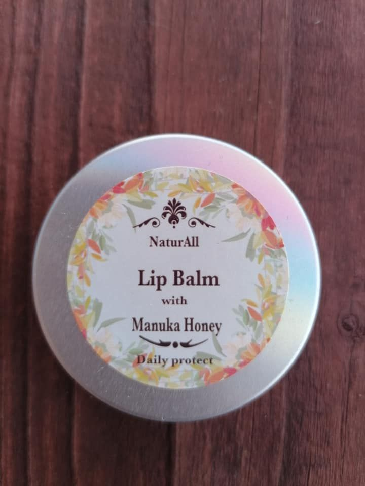 Lip Balm with Manuka Honey
