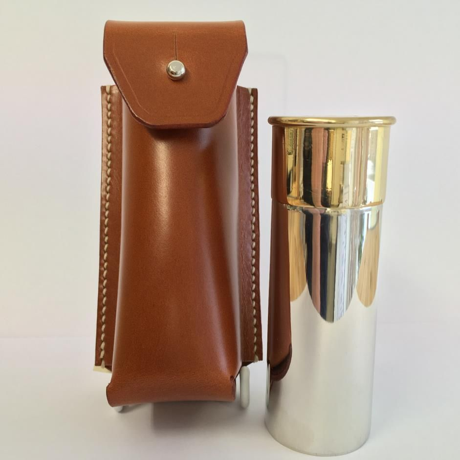 Cartridge Hip Flask