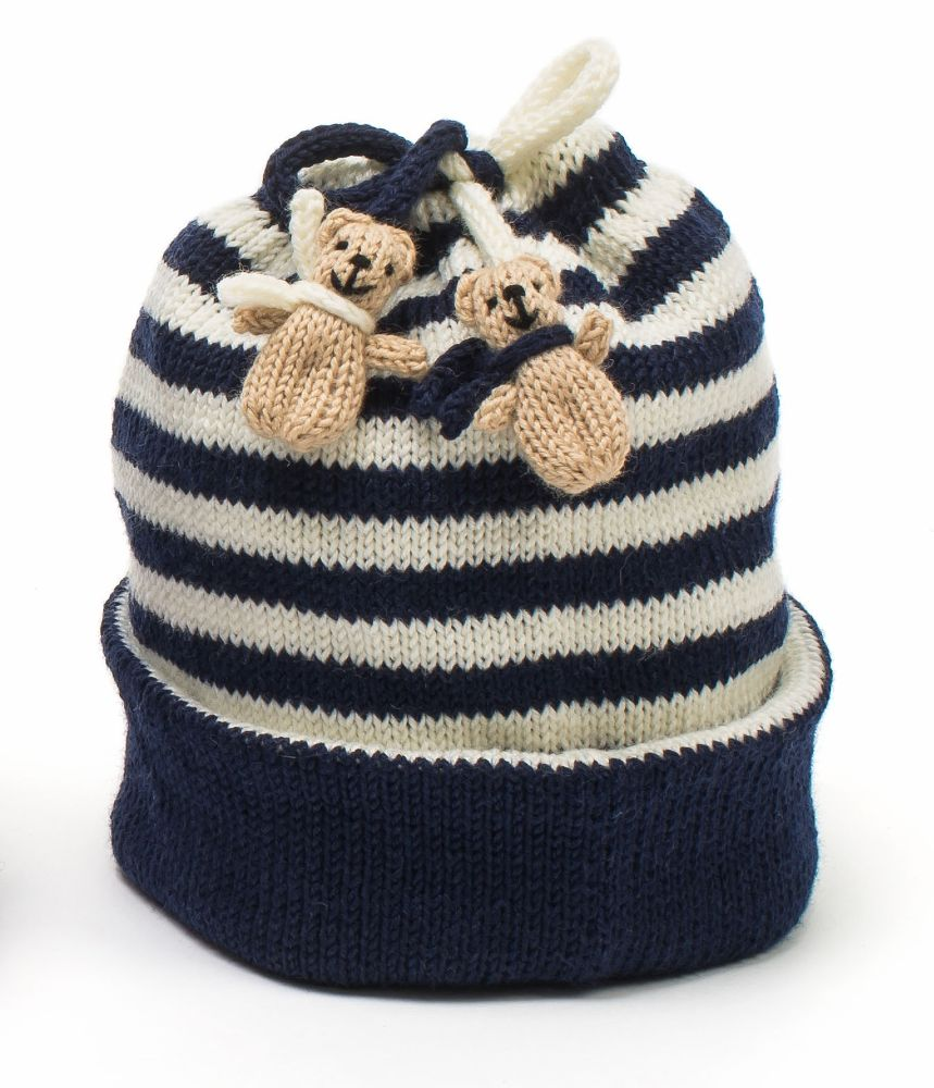 Reversible Teddy Hats