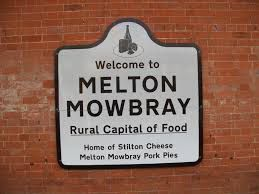 Pork pies in Melton Mowbray