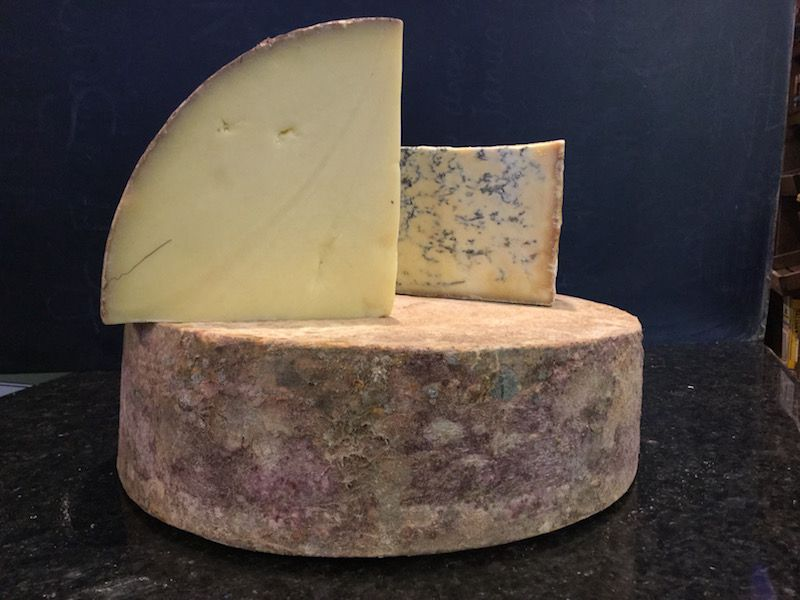 Stilton Cheeses