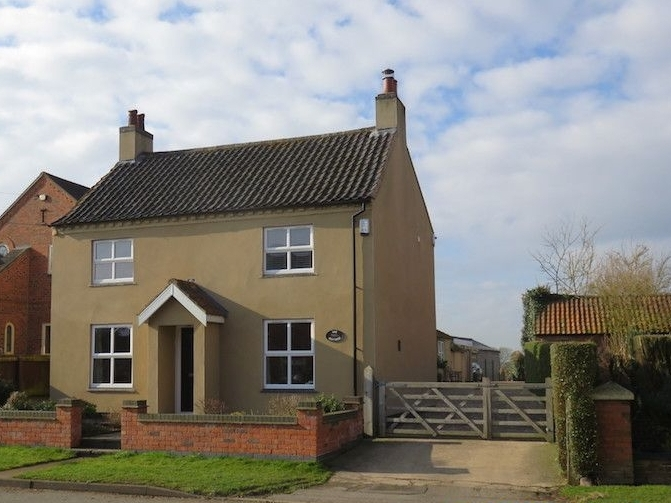 The Fox Cottage, Willoughby on the Wolds