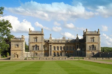 Grimsthorpe Castle Park and Gardens