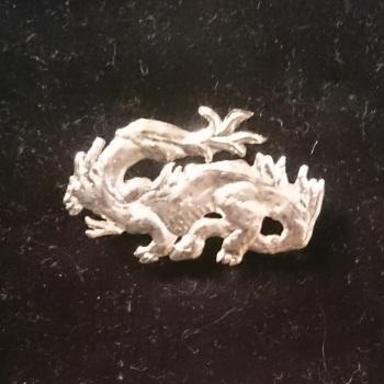 Heraldic Salamander