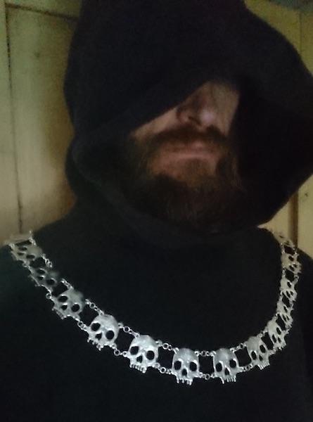 Collar of Skulls