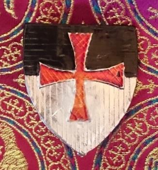 Templar Escutcheon