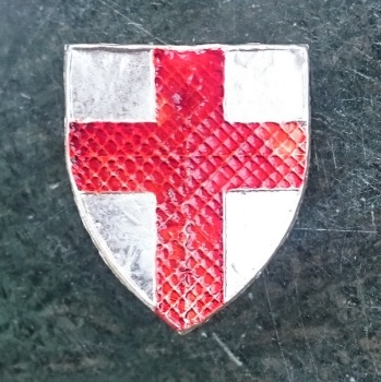 St George's Cross Escutcheon