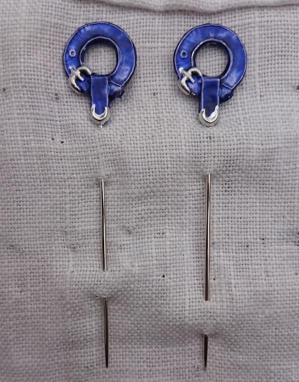 Man-at-Arms Pins