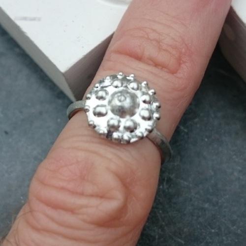 Ring of Nine Pellets