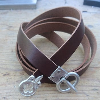 Plain Brown Belt