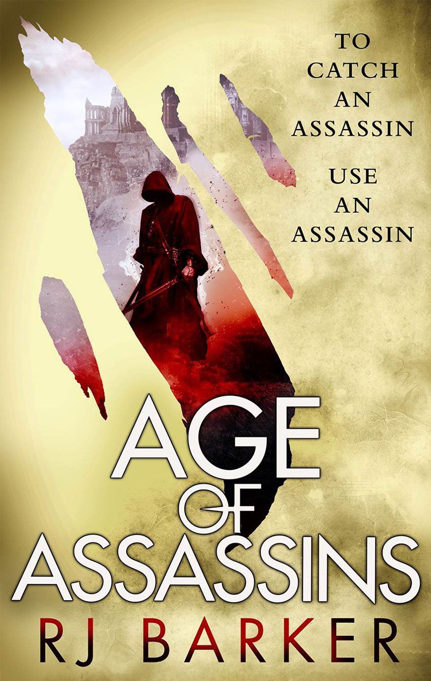 Age of Assasins Cover
