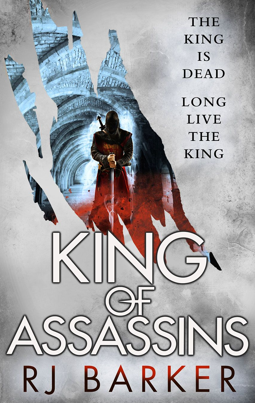 King of Assasins Cover