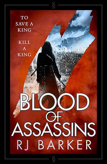 Blood of Assasins Cover