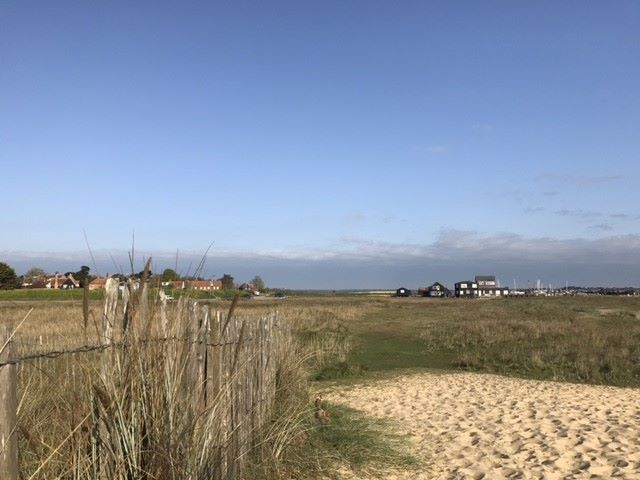 beach and walberswick