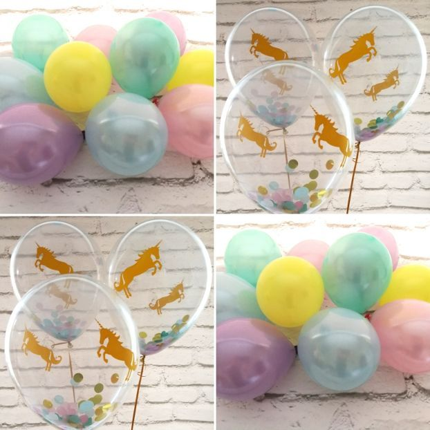 Themed balloon party sets