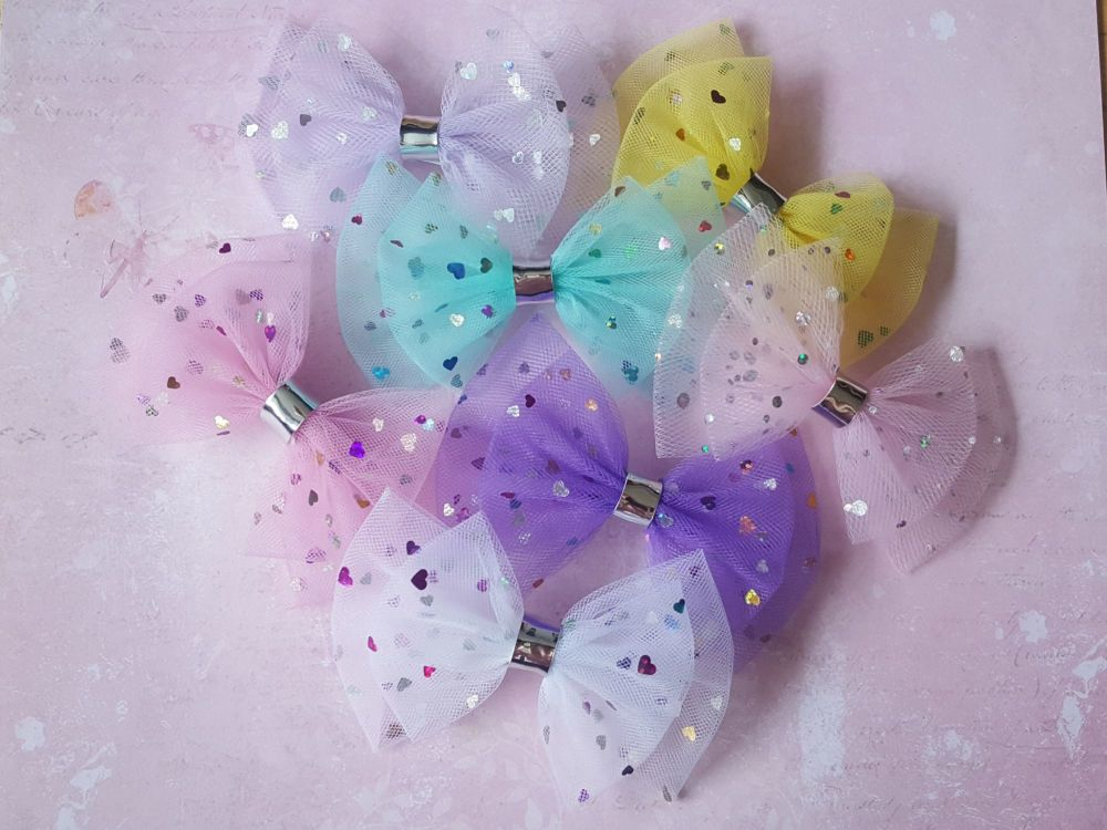 New Tulle Bows