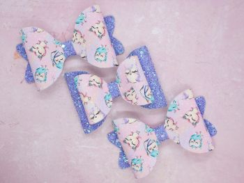 Dreamy Owls Bow – 2 Options