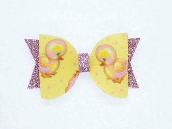 Golden Ducklings Small Bow