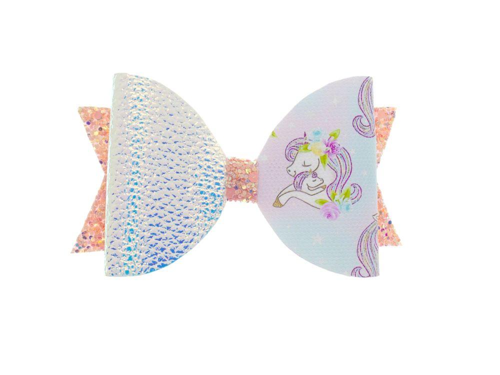 Perfect Girly Gift – Momma & Me Unicorn Bow!