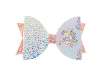 Perfect Girly Gift – Momma & Me Unicorn Bow!