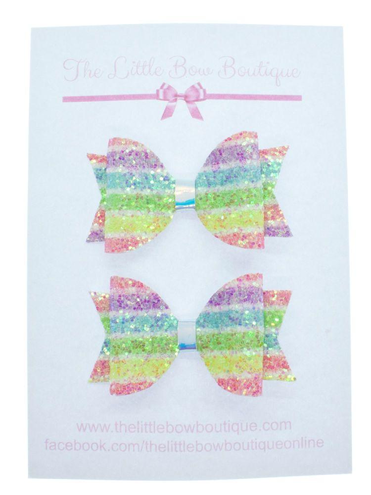 Pastel Princess – Small Bows