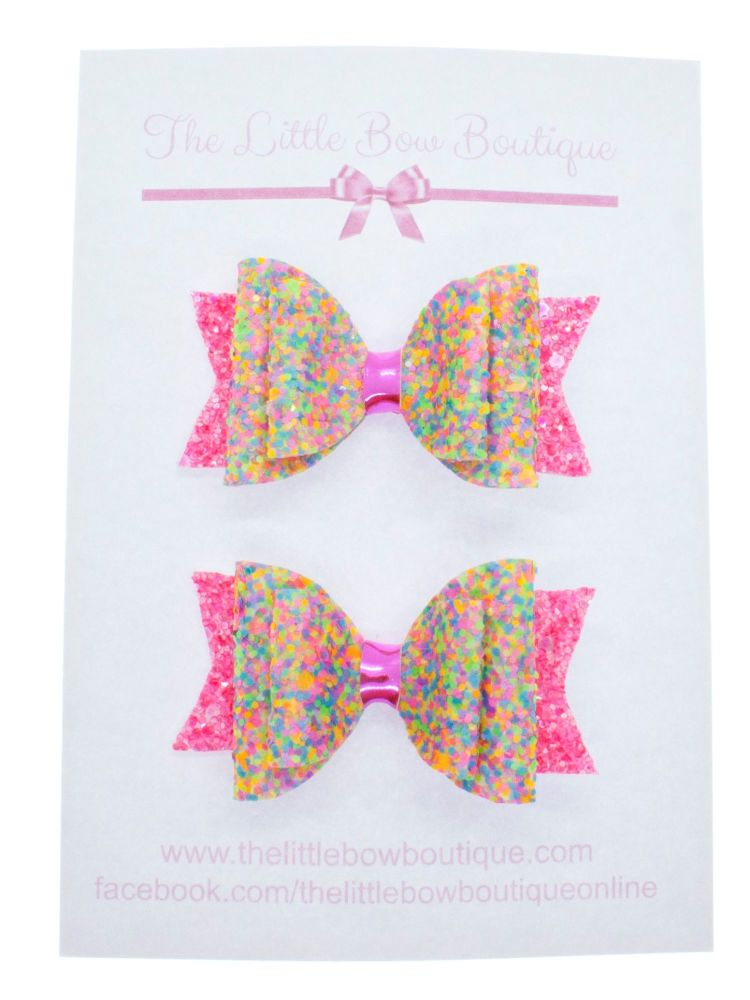 Neon Candy – Small Bows